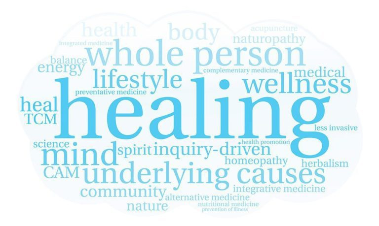 Energy Healing Bath